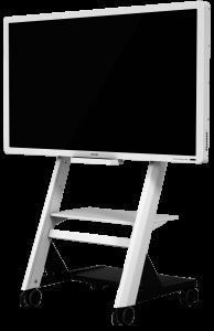 Whiteboard 65'' - Freigestellt